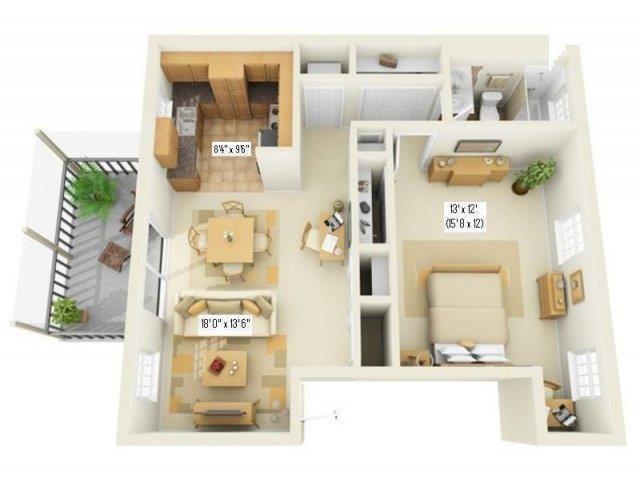 A2R Floor Plan 4