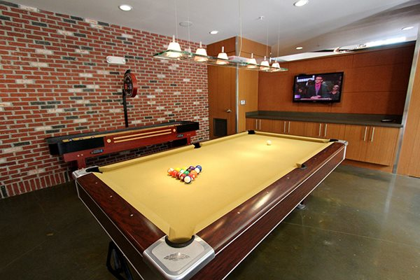 Fusion 1560 pool table