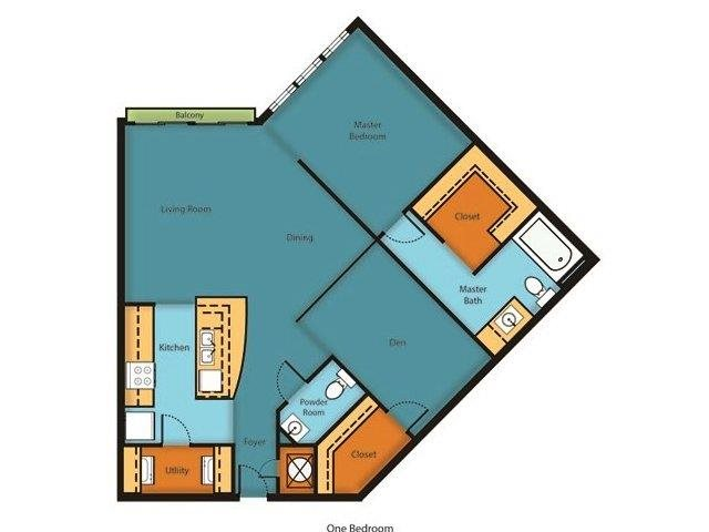 A2 Floor Plan 7
