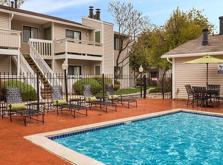 Highland Park pool.