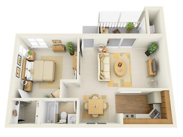 The Dartmouth Floor Plan 3