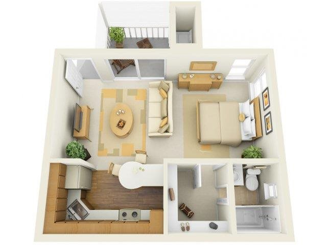 The Sommerset Floor Plan 1