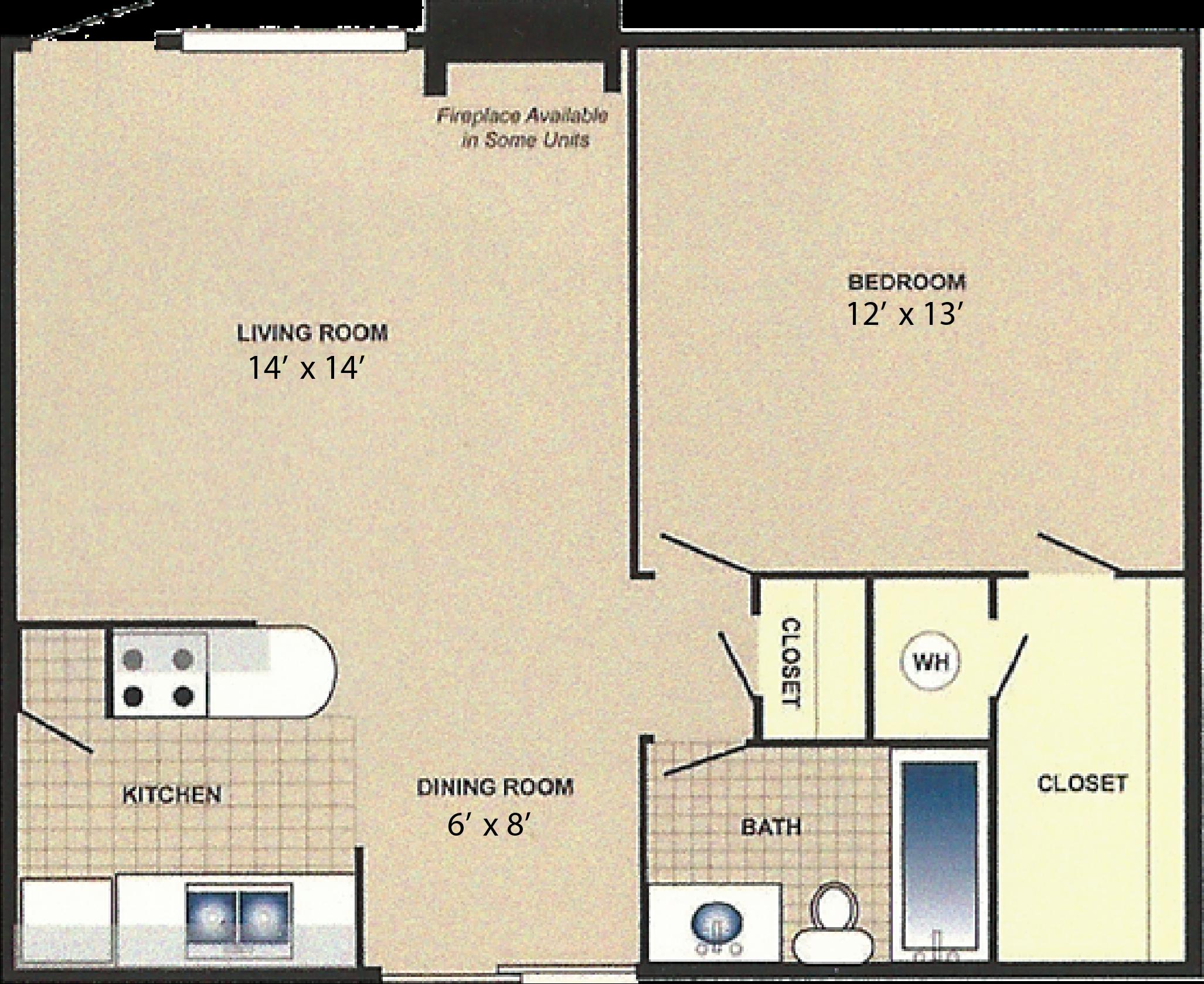 A1 Floor Plan 2