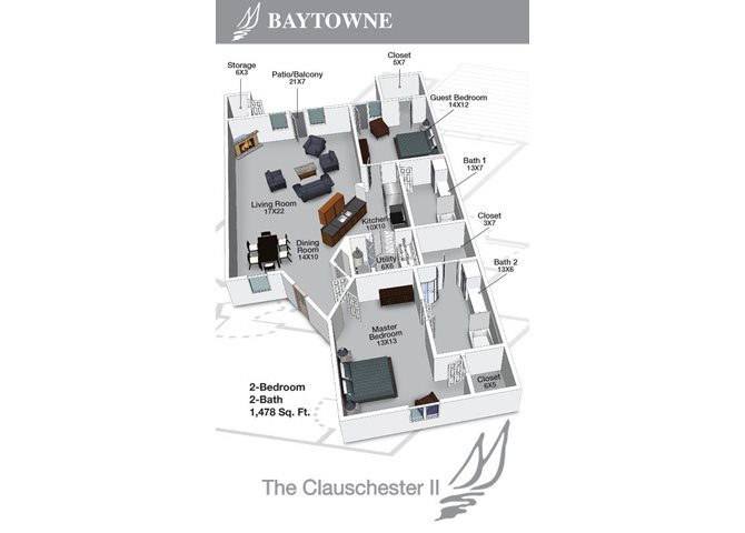 Clauschester II Floor Plan 5