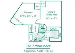 Victoria Park: The Ambassador