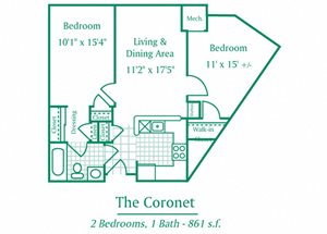 Victoria Park: The Coronet