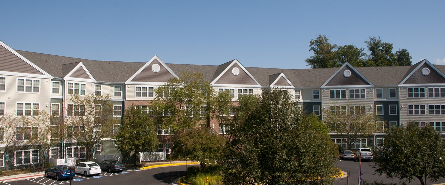 Victoria Park Senior Apartments in Woodbridge, VA