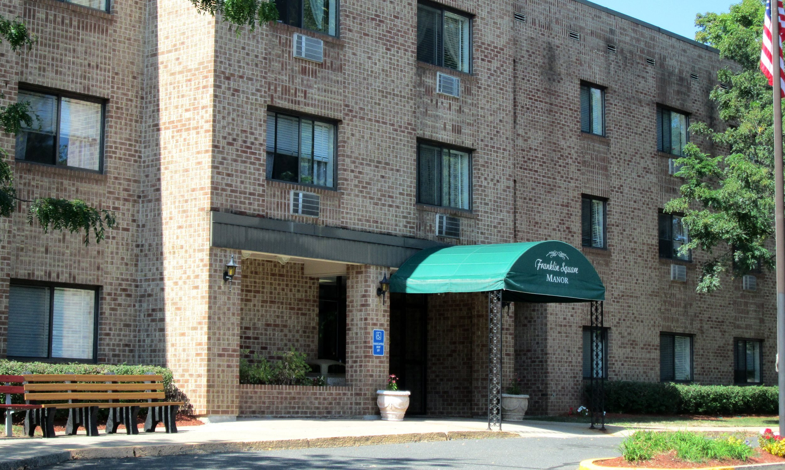 Franklin Square Manor Apartments in New Britain, CT