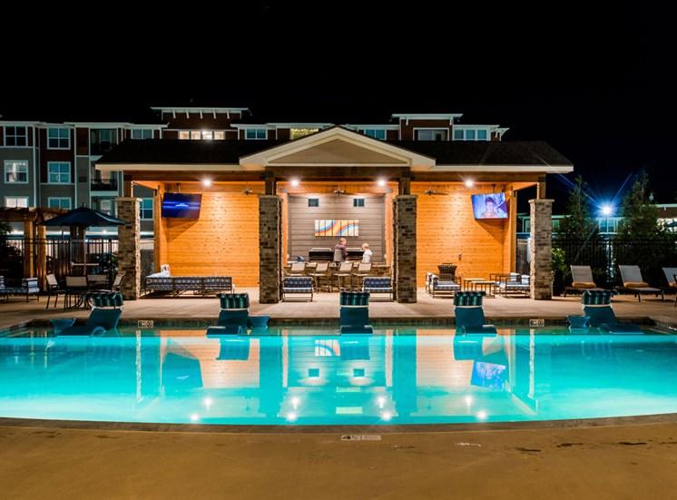Invigorating Swimming Pool at Altitude 970, Missouri, 64151
