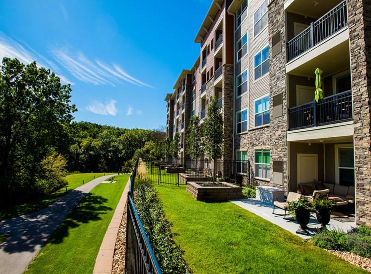 Apartments With Private Balcony at Altitude 970, Kansas City, Missouri