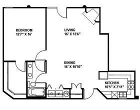 The Cameron 941 Floor Plan 5