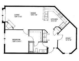 The Duke 961b Floor Plan 7
