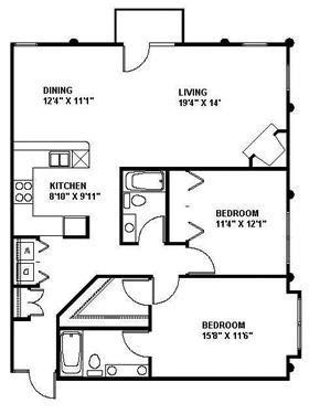 The Durham 1255 Floor Plan 12