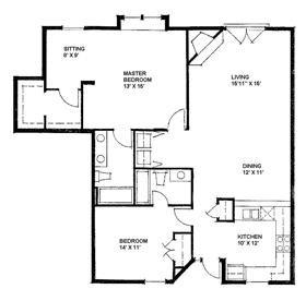 The Durham 1287 Floor Plan 14