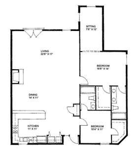 The Durham 1435 Floor Plan 16