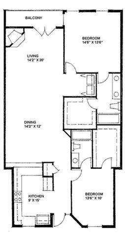 The Durham 1462 Floor Plan 17