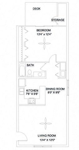 The Brightleaf 700 Floor Plan 2
