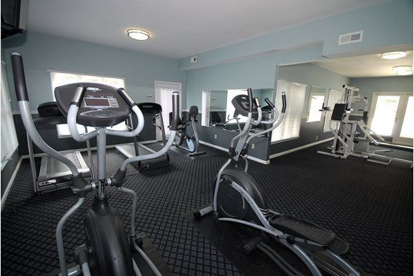 Audubon Lake Fitness Room