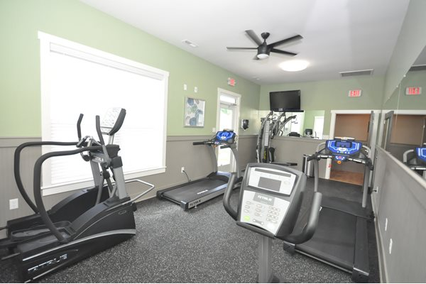 Glenbrook West Fitness Room