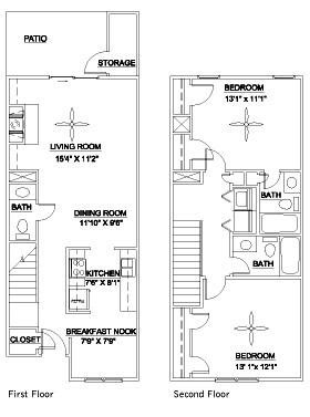 Sq Ft Apartment Floor Plans Square Feet Floor Plan Home