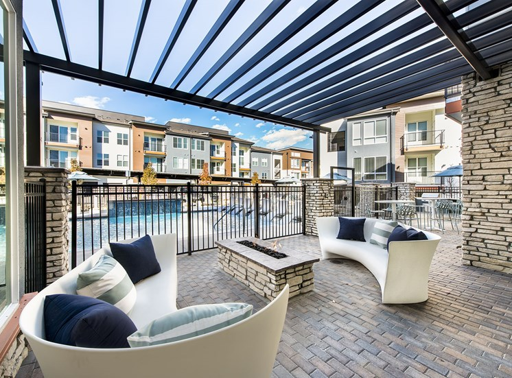 Elevate Apartments_Centennial CO_Pool Patio
