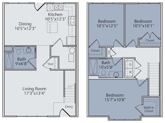 Studio Apartment Youngstown Ohio village at arlington apartments, 516 griffith st., youngstown, oh