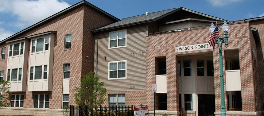 Wilson Pointe Apartments In Canton Oh