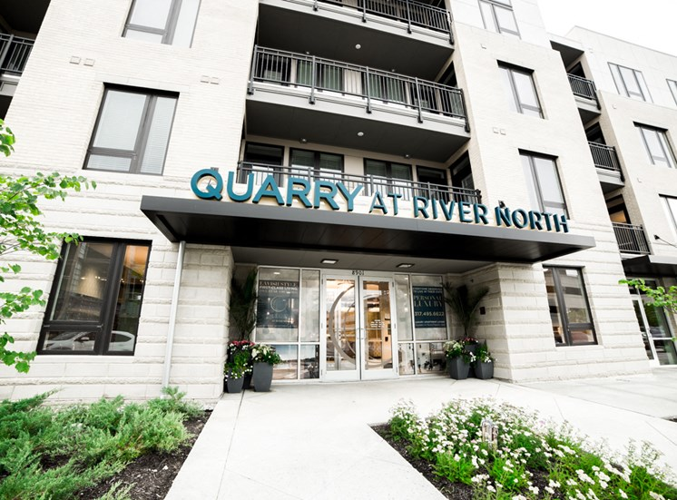 Quarry at RIver North Apartments