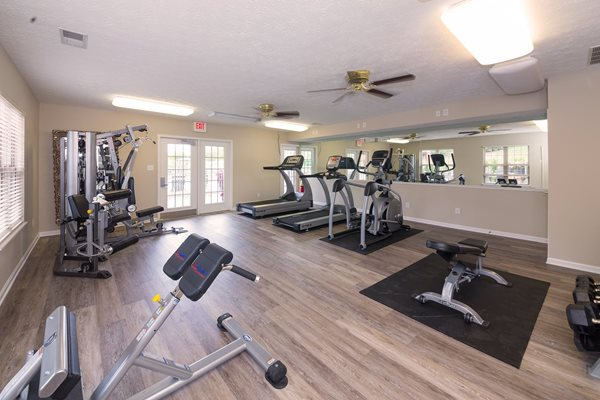 Fitness Center at Wyndamere Apartments, KY 40324