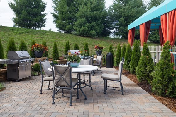 BBQ Area at Wyndamere Apartments, KY 40324