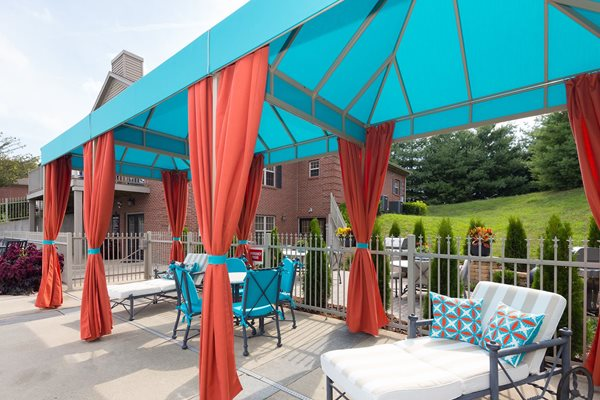Poolside Cabanas at Wyndamere Apartments, KY 40324