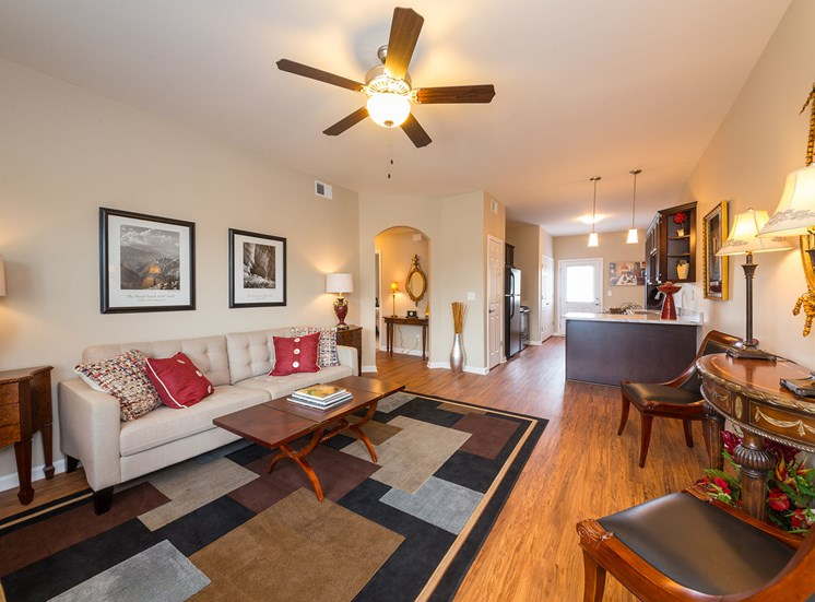 Spacious, Open Floorplan Layouts at Wyndamere Apartments, KY 40324