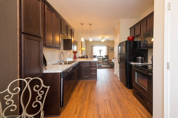 Spacious Kitchen at Wyndamere Apartments, KY 40324