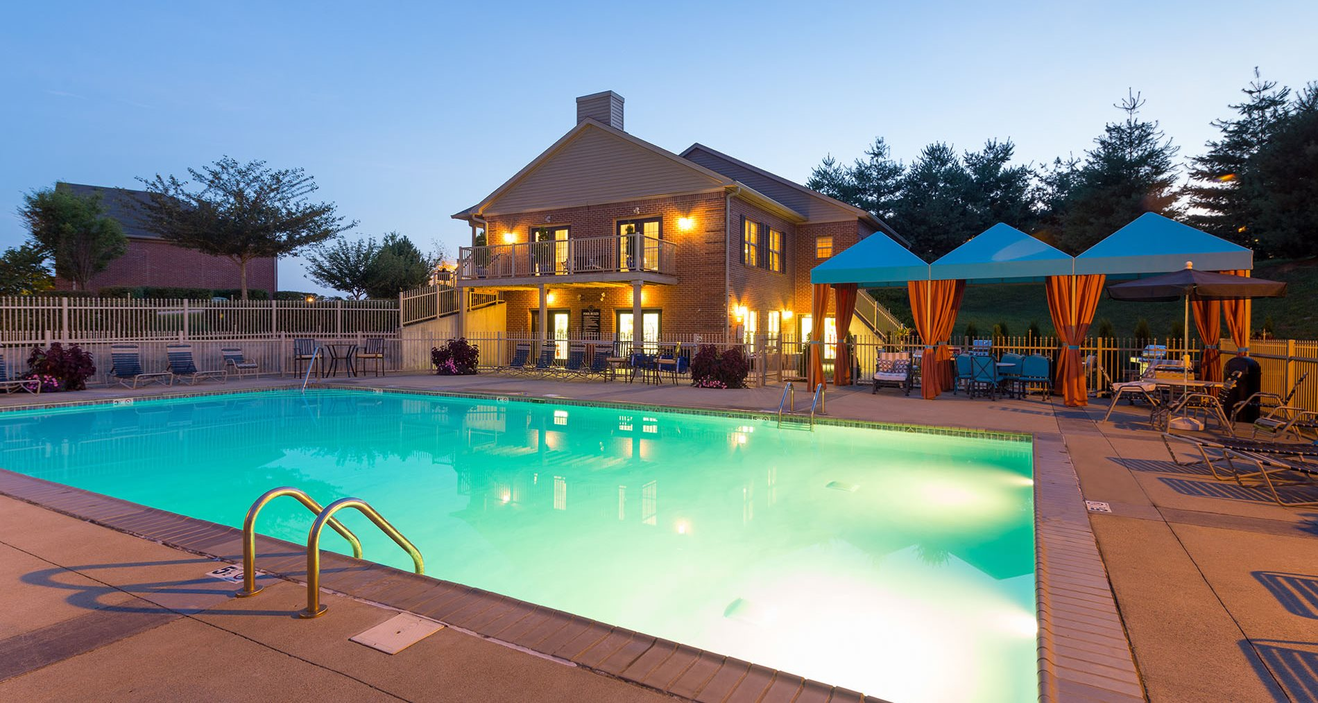 Resort-style Pool at Wyndamere Apartments, 101 Collins Path