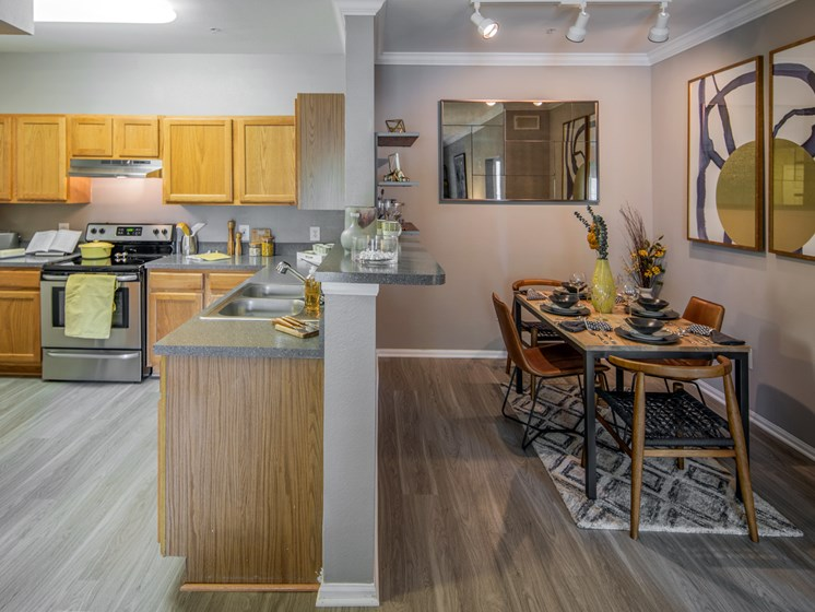 Open Layout Concept at The Garfield, Bowie, MD 20716