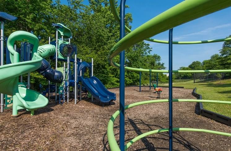 Friendly Playground at The Garfield, Bowie, Maryland
