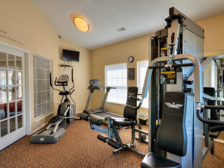 Fitness Center, Waterford Pines in Waterford, MI