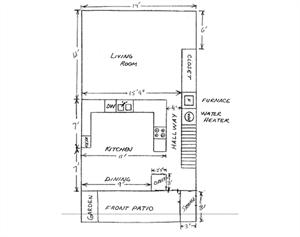 3 Bedroom 1st Floor