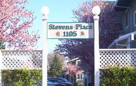Call Stevens Place your home