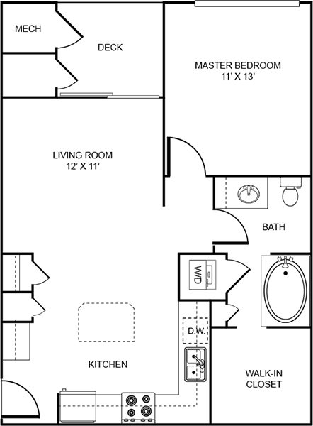 One Bedroom