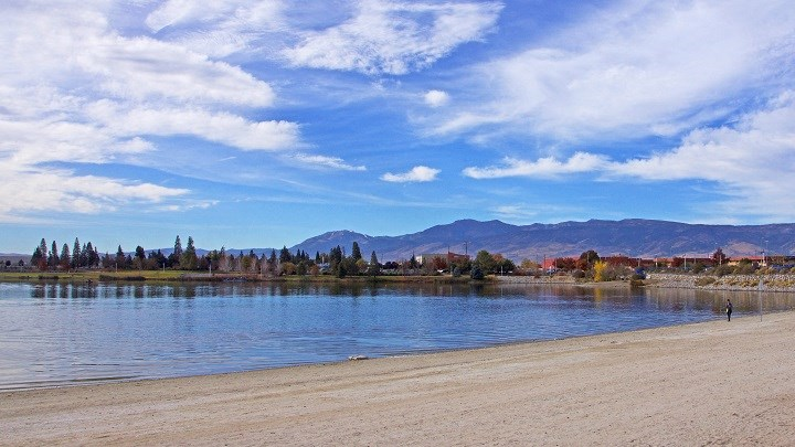 Lake l Waterfront at the Marina in Sparks NV