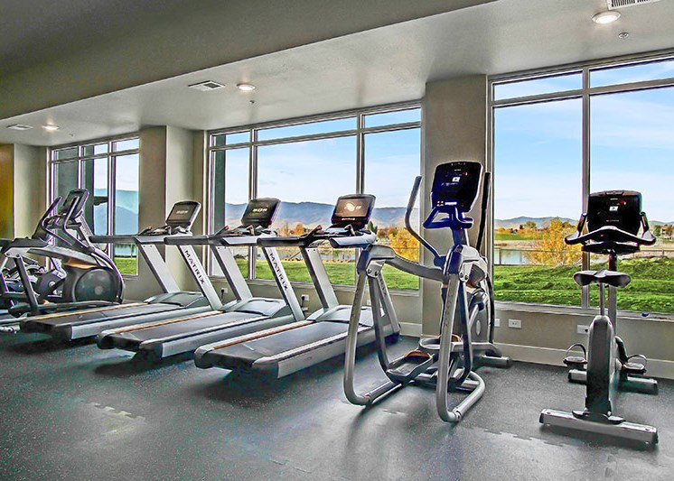 Fitness Center l Waterfront at the Marina in Sparks NV