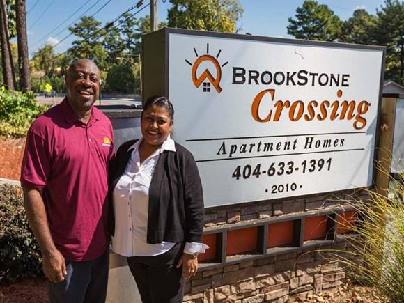 Brookstone Crossing Apartments 2010 Curtis Drive Ne
