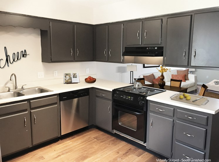 Perfect Kitchen for Entertaining and Everyday Use