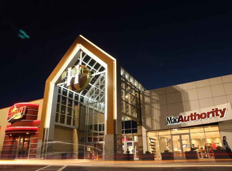Located near Hamilton Place Mall