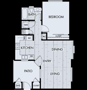 Park Sierra Plan 1A (2nd floor)