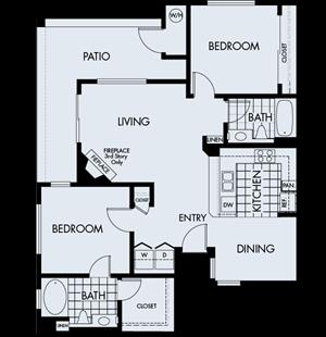 Sycamore Bay Plan 2A