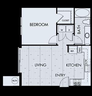 Zenith Plan 1A (1st Floor)