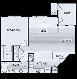 Zenith Plan 1D (1st Floor)