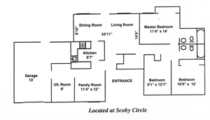 Three Bedroom - Scoby Circle